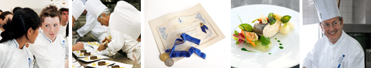 Le Grand Diplôme - Cuisine and pastry trainning in Le Cordon Bleu Paris culinary school