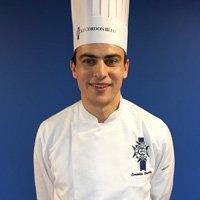 Chef Corentin Droulin