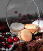 macaron de navidad