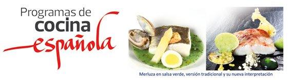 Programas de Cocina Española