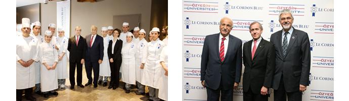 Le Cordon Bleu New Istanbul opening
