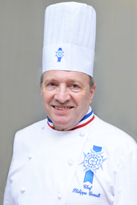 Chef Philippe Groult