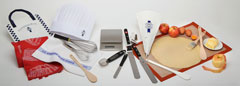 Le Cordon Bleu Boutique - pastry utensils