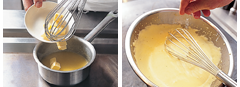 Cooking workshop Paris - Classical & Modern Sauces