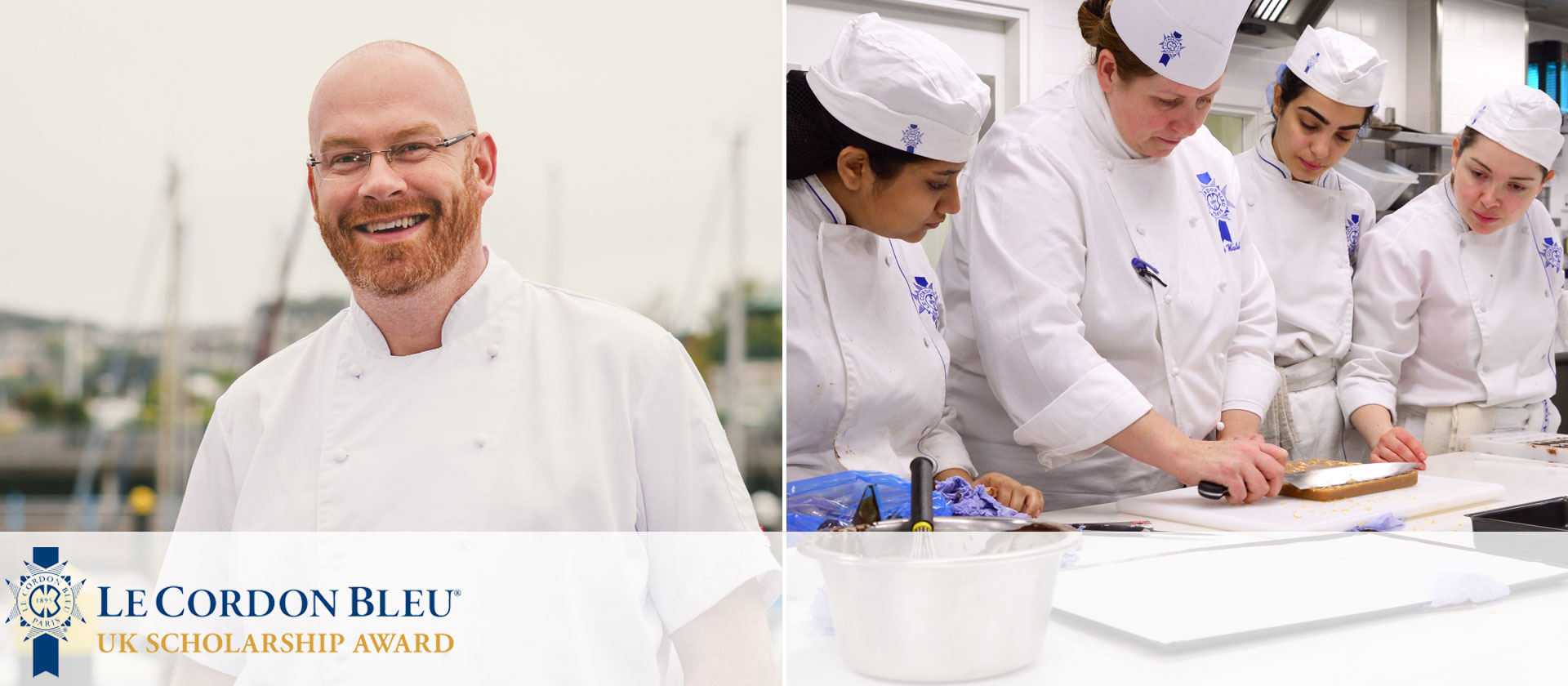 UK Scholarship Event with Simon Hulstone