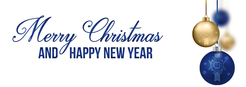 Merry Christmas and Happy New Year from Le Cordon Bleu