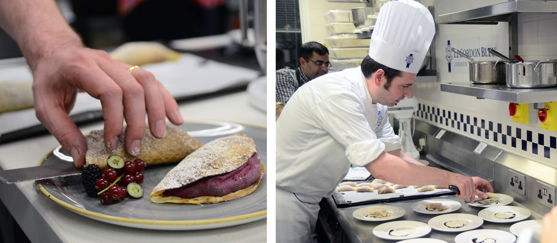 Pancake Day Masterclass - Chef Jerome Pendaries