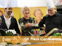 The Hundred-Foot Journey Official UK Press Conference