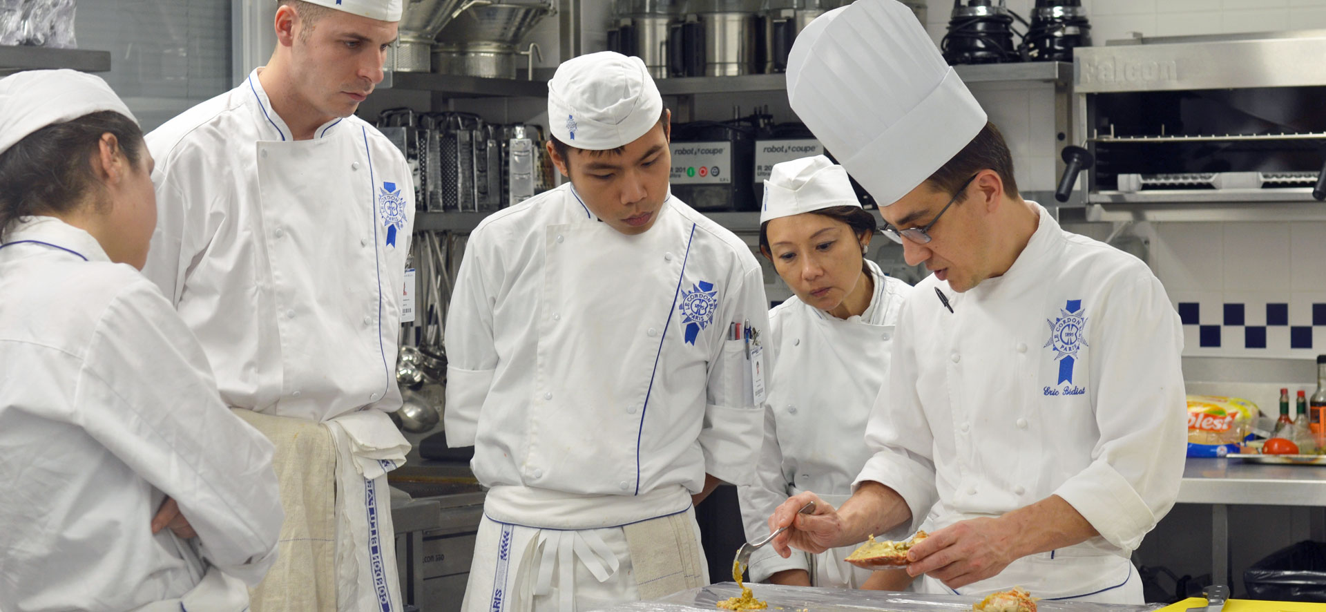 Le Cordon Bleu explain how to become a Chef