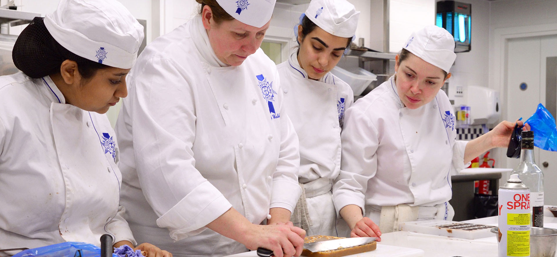 Le Cordon Bleu explain how to become a Pastry Chef